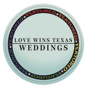 Love Wins Texas Weddings