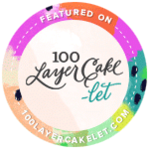 Featured on 100 Layer Cakelet