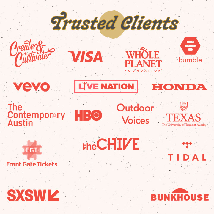 Trusted Client Logos